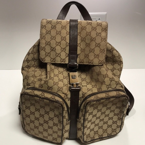 Gucci Other - GUCCI Backpack 344b71a8e154a